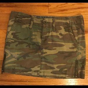 Camo Lucky Brand Skirt